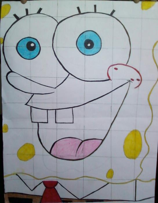 SpongeBob por rnbmusiclover1